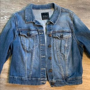 Jessica Simpson Denim jacket!  Size Large